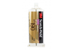 3M DP190 Scotch-Weld, šedé, 50 ml