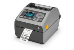 Zebra ZD620 Locking ZD62L43-D0EL02EZ DT tiskárna štítků, LCD, 300 dpi, USB, USB Host, Serial, LAN, 802.11, BT ROW