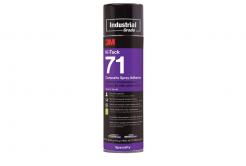 3M Hi-Tack Composite Spray Adhesive 71, lepidlo na kompozity, zelené, ve spreji 654 ml/511g
