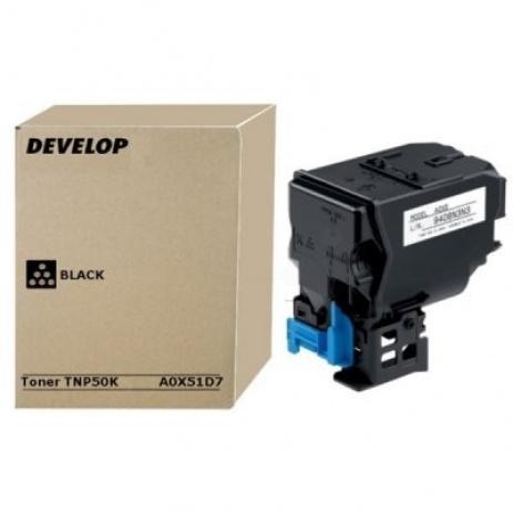 Develop A0X51D7, TNP-50K černá (black) originální toner