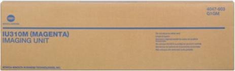 Konica Minolta IU310M bíborvörös (magenta) eredeti fotohenger