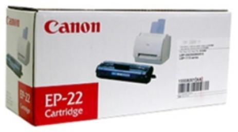 Canon EP-22 black original toner