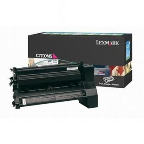 Lexmark C7700MS magenta original toner