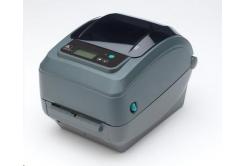 Zebra GX420T GX42-102421-000 TT tiskárna štítků, 203DPI, EPL2, ZPL II, USB, RS232, LAN, odlepovač (PEELER)