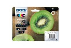 Epson 202XL T02G74010 multipack originální cartridge