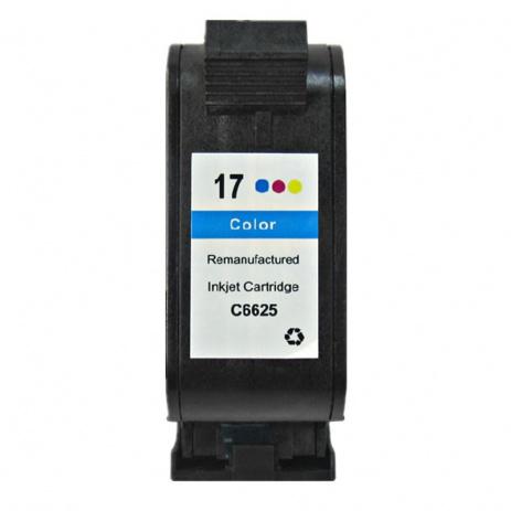 HP no.17 C6625A color compatible cartridge