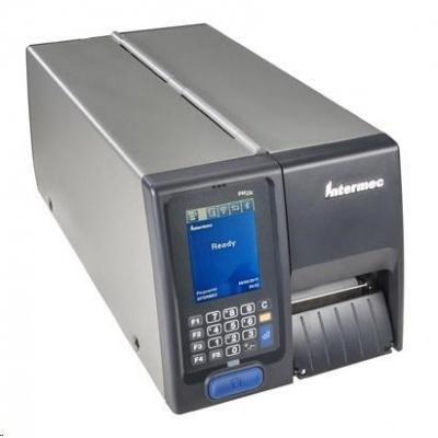 Honeywell Intermec PM43 PM43A11000040202 drukarka etykiet, 8 dots/mm (203 dpi), rewind, disp., multi-IF (Ethernet)