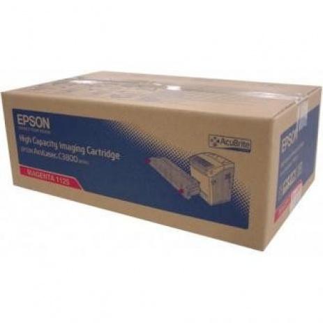 Epson C13S051125 bíborvörös (magenta) eredeti toner