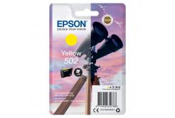 Epson 502 T02V44010 žlutá (yellow) originální cartridge