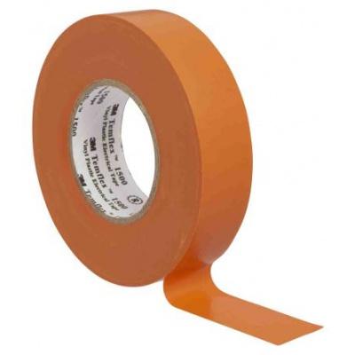 3M Temflex 1500 Elektroizolační páska, 19 mm x 20 m, oranžová