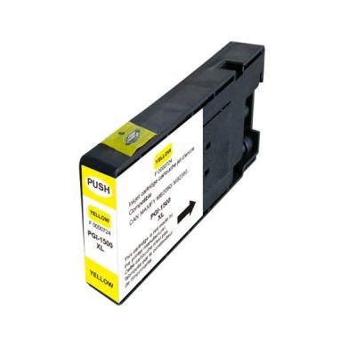 Canon PGI-1500XL žlutá (yellow) kompatibilní cartridge