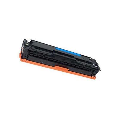 HP 410X CF411X azurový (cyan) kompatibilní toner