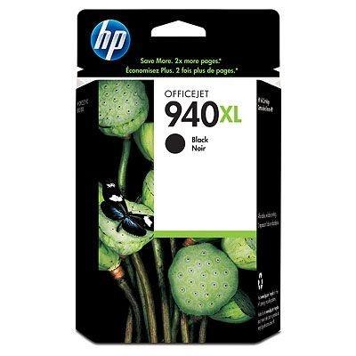 HP 940XL C4906A černá (black) originální cartridge, prošlá expirace