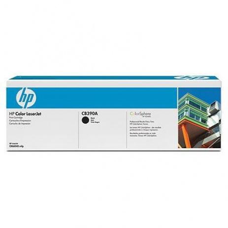 HP 825A CB390A black original toner