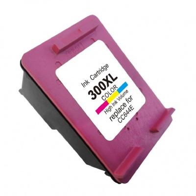 HP 300XL CC644E barevná kompatibilní cartridge