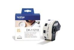 Brother DK-11218, 24mm, papírové štítky