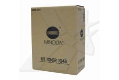 Konica Minolta original toner 8936304, black, 15000 pages, MT104B, Konica Minolta EP-1054, 1085, 2x270g