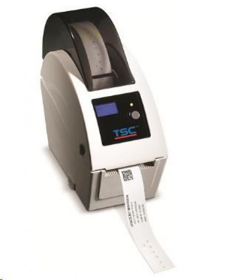 TSC TDP-324W 99-039A036-41LF drukarka etykiet, 12 dots/mm (300 dpi), disp., RTC, TSPL-EZ, USB, Ethernet