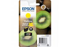 Epson 202XL T02H44010 žlutá (yellow) originální cartridge