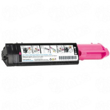 Dell XH005 / 593-10157 purpuriu (magenta) toner compatibil