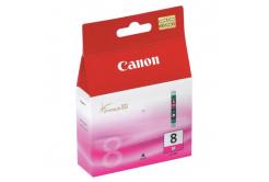 Canon CLI-8M, 0622B001 purpurová (magenta) originální cartridge