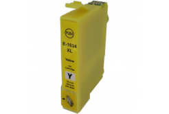 Epson T1634 XL yellow compatible cartridge