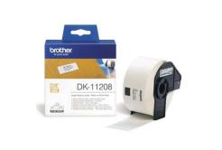 Brother DK-11208, 38mm x 90mm, papírové štítky