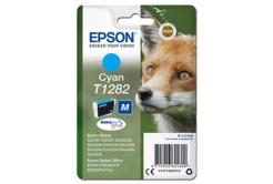 Epson originální ink C13T12824012, T1282, cyan, 3, 5ml, Epson Stylus S22, SX125, 420W, 425W, Stylus Office BX305