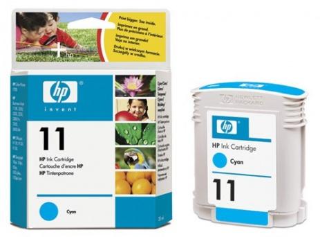 HP 11 C4836AE cián (cyan) eredeti tintapatron