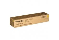 Toshiba T3511E yellow original toner