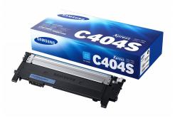 HP ST966A / Samsung CLT-C404S azurový (cyan) originální toner