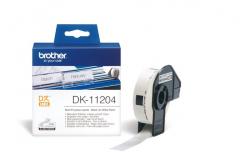 Brother DK-11204, 17mm x 54mm, papírová role