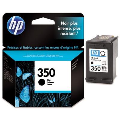 HP 350 CB335EE černá (black) originální cartridge