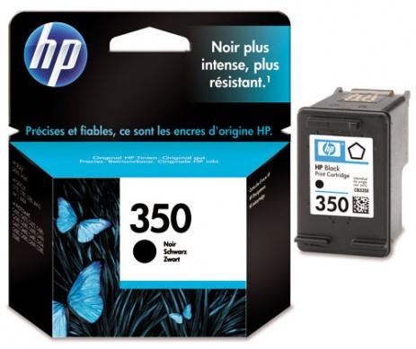 HP 350 CB335EE czarny (black) tusz oryginalna