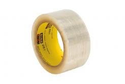 3M 375E Balicí páska, transparentní, 75 mm x 66 m