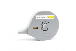 Samolepicí páska Biovin LS-09Y, 9mm x 8m, žlutá