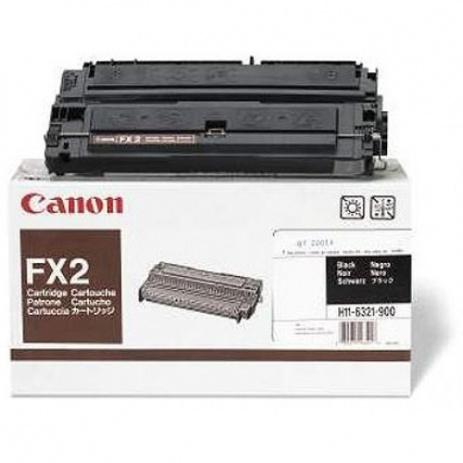 Canon FX2 black original toner