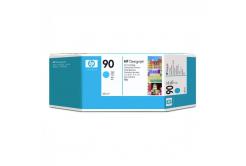 HP 90 C5061A błękitny (cyan) tusz oryginalna
