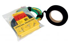 3M Scotchflex Stahovací pásek - suchý zip, 20 mm x 10 m