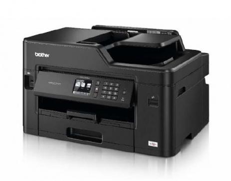 Brother MFC-J2330DW multifunkcyjna drukarka atramentowa - 22ppm 128MB 1200x4800 USB LAN WiFi dup A4 50ADF