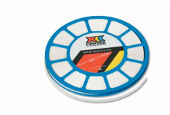 Partex PP+11000SN4, páska, žlutá, 17m, PVC PP+ pásek