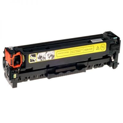 HP 304A CC532A žlutý (yellow) kompatibilní toner