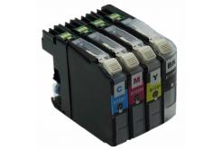 Brother LC-125XL + LC-127XL multipack kompatibilní cartridge