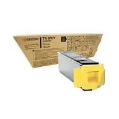 Kyocera Mita TK-810Y žlutý (yellow) originální toner