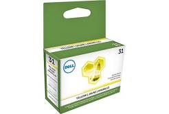 Dell 592-11810, MCCT6 sárga (yellow) eredeti tintapatron