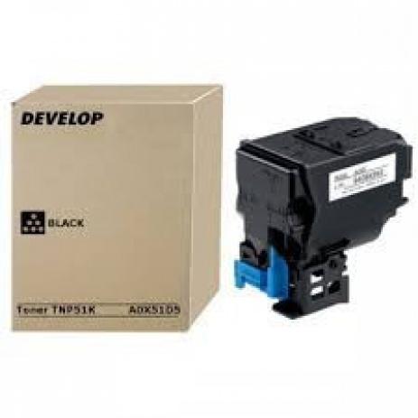 Develop TNP51K, A0X51D5 černá (black) originální toner