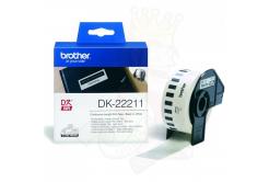 Brother DK-22211, 29mm x 15,24m, originálna filmová role
