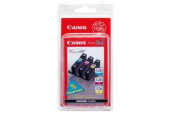 Canon CLI-526 sada originální cartridge