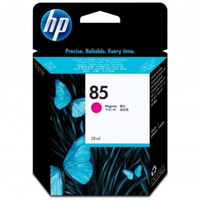 HP 85 C9426A purpurowy (magenta) tusz oryginalna