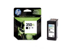 HP 350XL CB336EE černá (black) originální cartridge